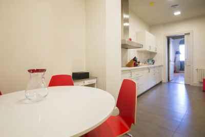Квартира с потрясающими видами на Passeig de Gracia в Барселоне